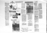Assembled news clippings regarding Malibu Riders Club