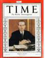 Time magazine article about George Pepperdine from 1937