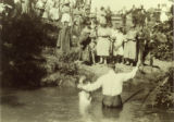 Baptismal Scene in Oregon