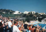 Olympic water polo at Pepperdine University, 1984
