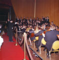 Musical entertainment at Pepperdine's Birth of a College dinner, 1970